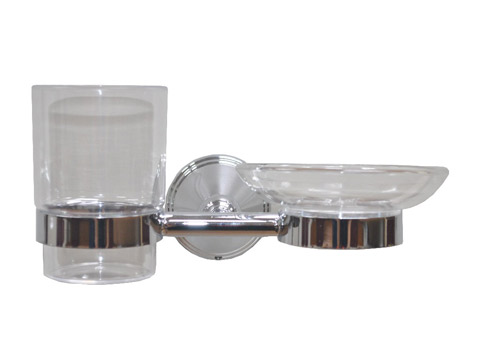 Tumbler & Soap Dish Holder - BA-A404466