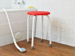 Round Shower Chairs For Disabled - BS-A017-1, Bath Safety